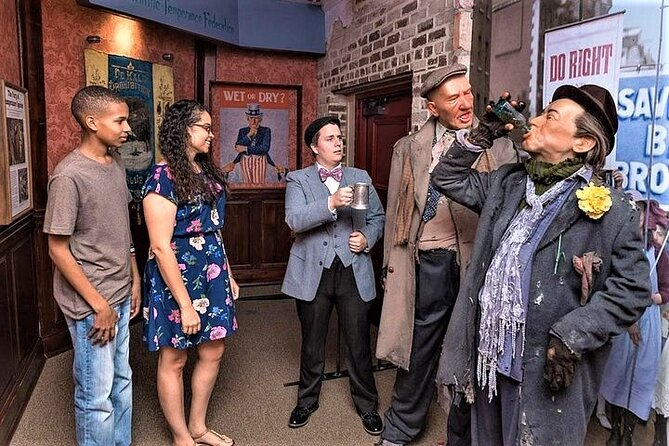 Skip-The-Line: The American Prohibition Museum Admission Ticket