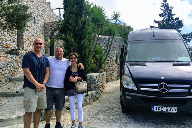 Santorini Arrival Transfer & Travel Services