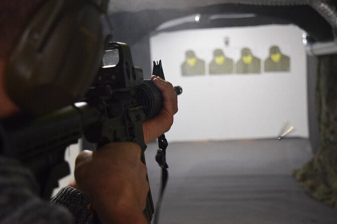 Gun Shooting Package with Hotel Transfers