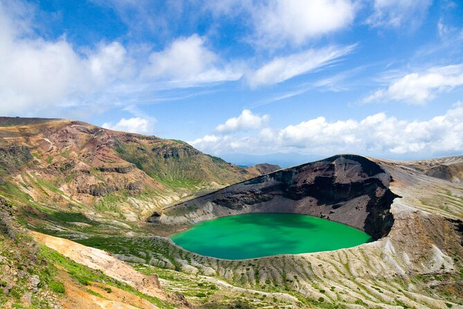 Yamagata Half-Day Private Trip with Nationally-Licensed Guide