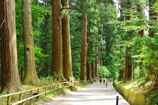 Hiraizumi Full-Day Private Trip with Nationally-Licensed Guide