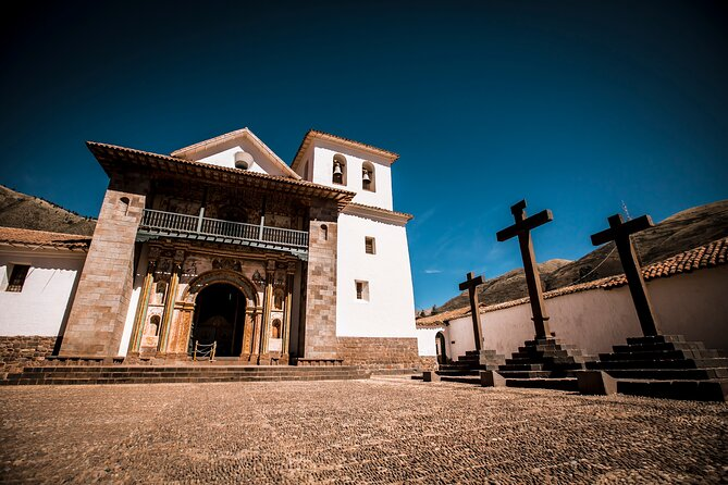The Andean Baroque Route Private Tour