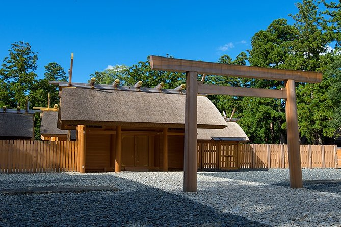 Ise Jingu(Ise Grand Shrine) Half-Day Private Tour with Nationally-Licensed Guide