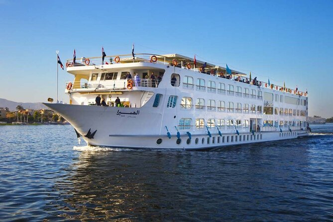 4-Days Nile Cruise From Aswan To Luxor including Abu Simbel and Hot Air Balloon