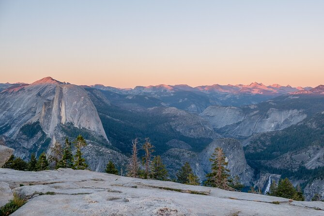 Yosemite Sunset & Champagne Tour