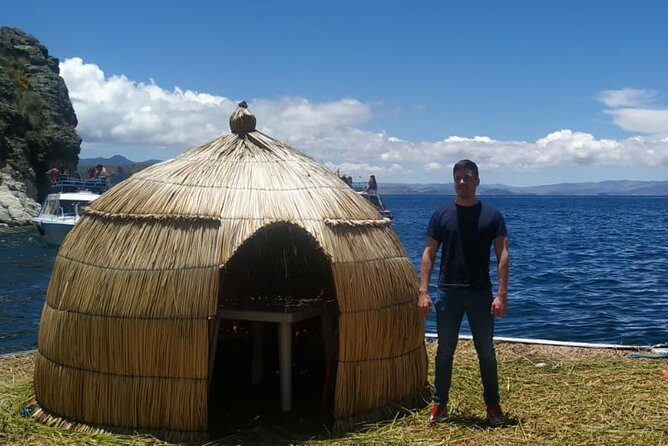 Lake Titicaca, HUATAJATA, builders of reed boats.