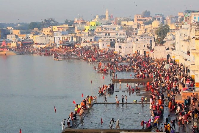 Private Day Tour to Ajmer and Pushkar from Jaipur