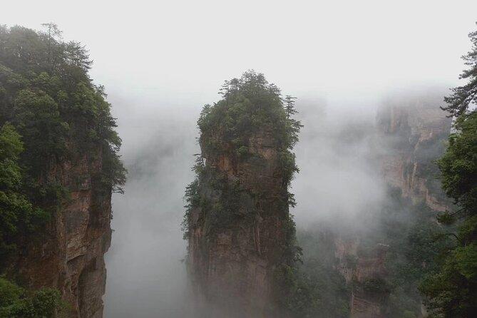3-Day Zhangjiajie Tour with Avatar Mountain & Tianmen Cave