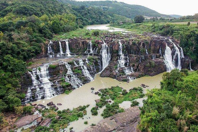 Full day Dalat photography of waterfalls