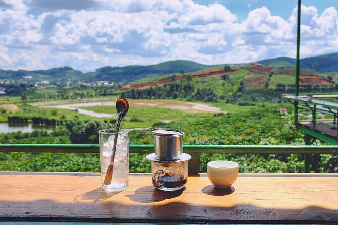 Full day Dalat tea and coffee tour