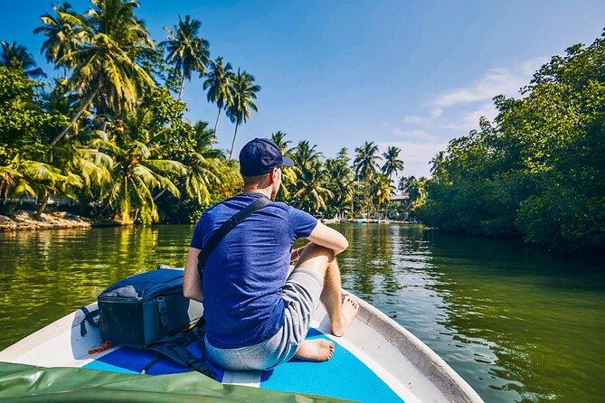 Mangrove Forest Boat Tour in Kalpitiya