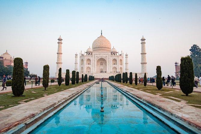 Taj Mahal Tour With Mathura Vrindavan