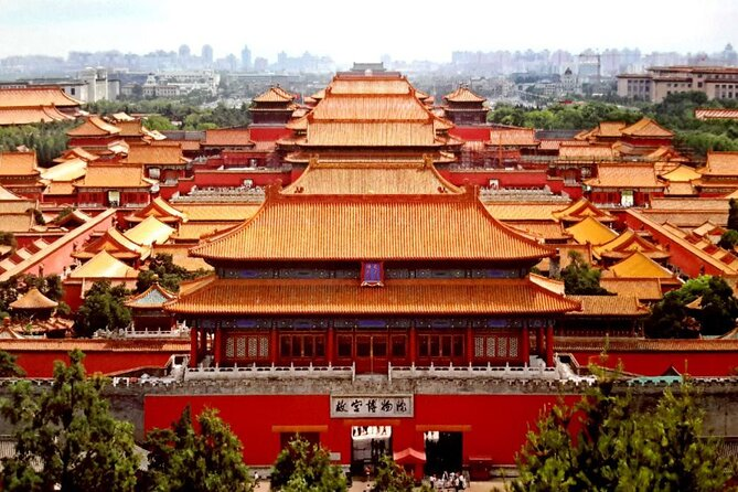 Forbidden City-Beijing Palace Museum Admission Ticket