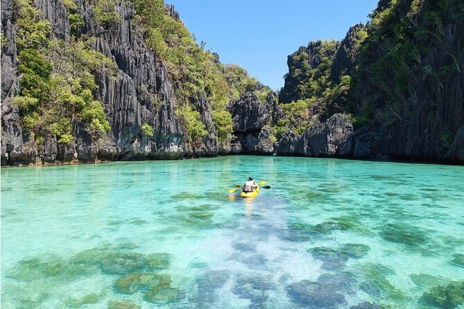 Puerto Princesa and El Nido Palawan 4Day 3Nights Package