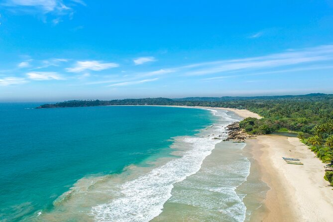 Coastal Ride to Galle from Panadura