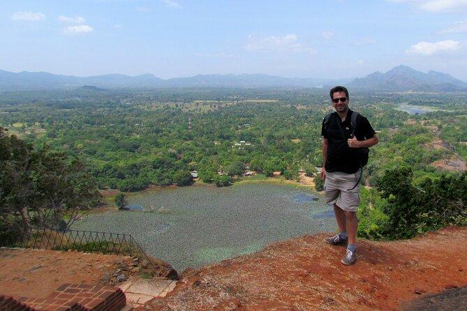 Guided Day Tour to UNESCO Sigiriya & Dambulla Caves