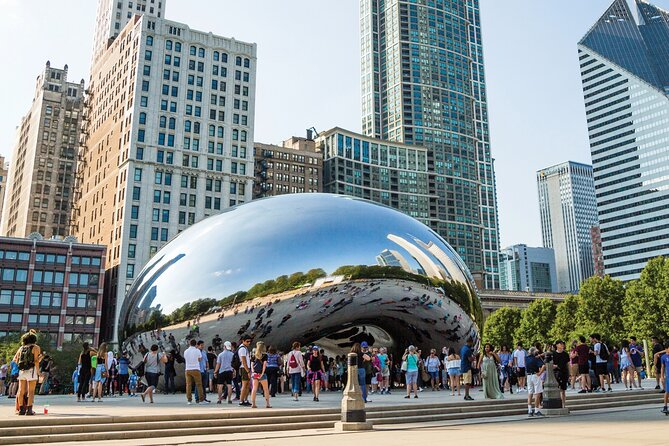 Private 2-hrs Walking Tour: Chicago Loop interior architecture w/ licensed guide