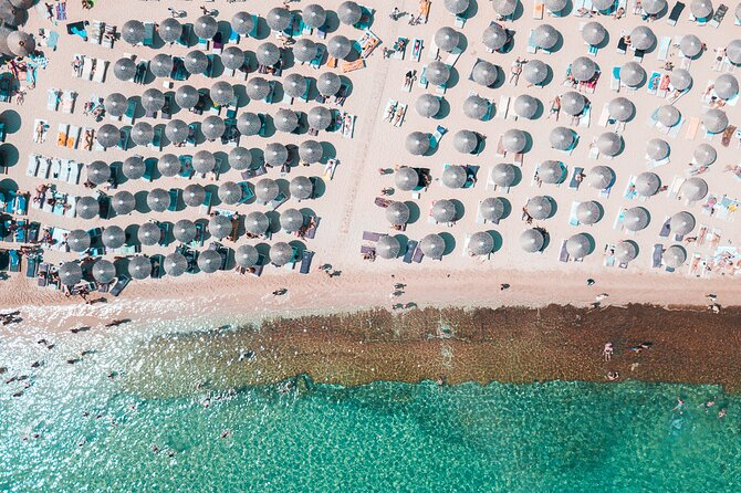 Seaside Sunbed (1st row)
