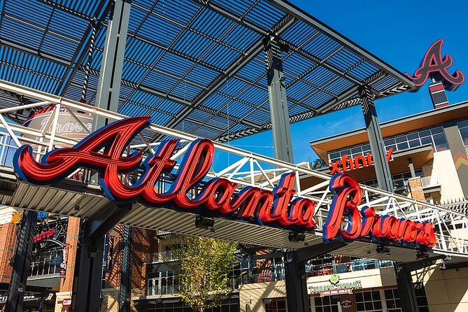Private 3-hour Walking Tour of Atlanta with official tour guide