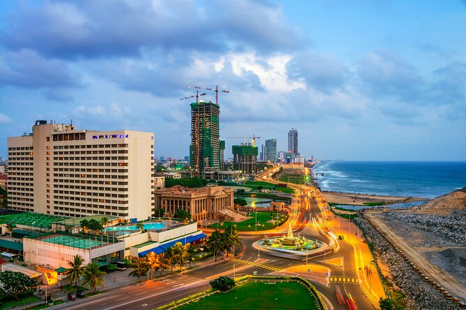 Colombo City Tour from Wadduwa