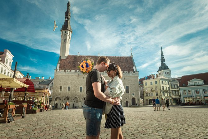 Majestic Tallinn Photoshoot Tour