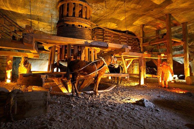 Wieliczka Salt Mine Skip the Queue Ticket