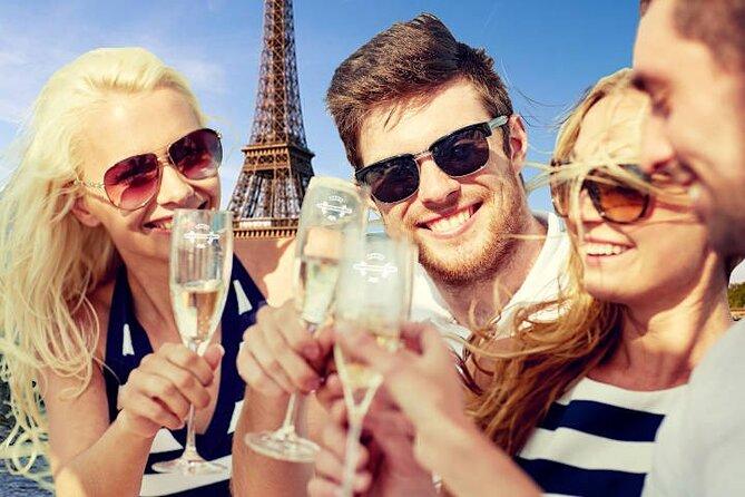Seine River Parisian Aperitif Cruise