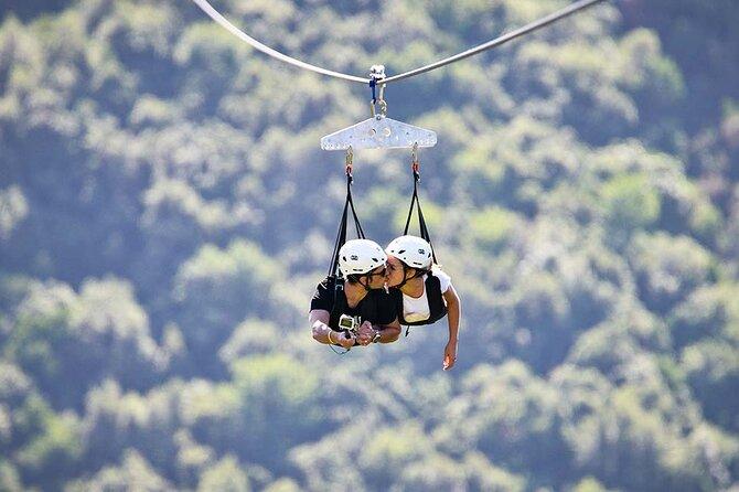 Cilento: panoramic tour with zipline