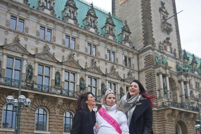 Professional photo tour with Hamburg sights