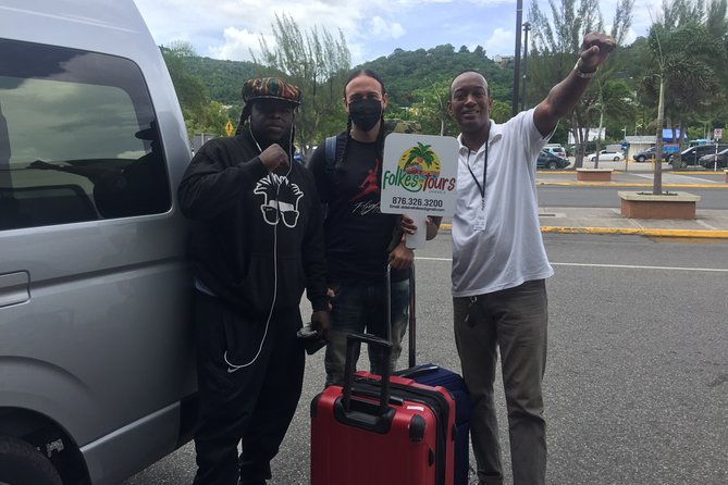 Private Transfer from Montego Bay Airport To Ocho Rios