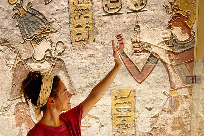 Private Tour in Valley of the Kings, Habu Temple and Valley of the Nobles