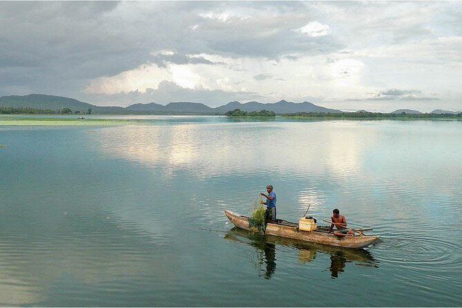 Lake Fishing in Habarana