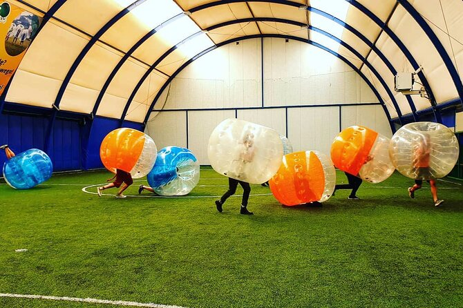 Bubble Football with Hotel Transfers