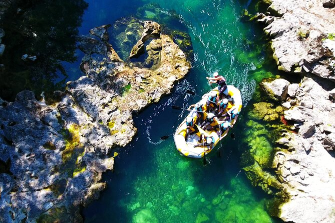 Rafting at River Neretva - VIRTUAL TOUR