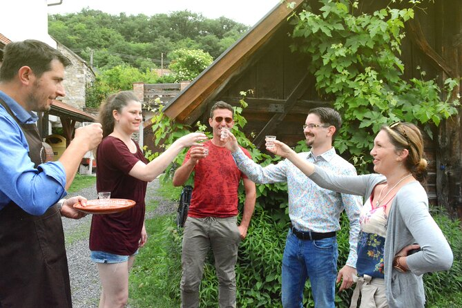 Private Tour of Bratislava with locals with Wine Tasting