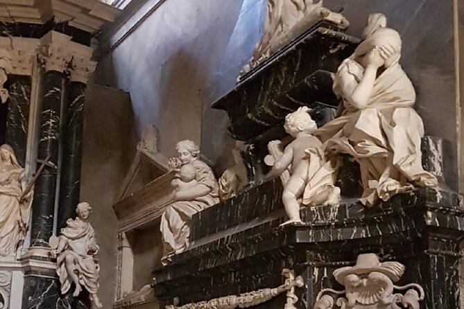 Exclusive Masters and Misteries in Rome Private tour