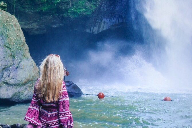 Best of Ubud Waterfalls Private Tour