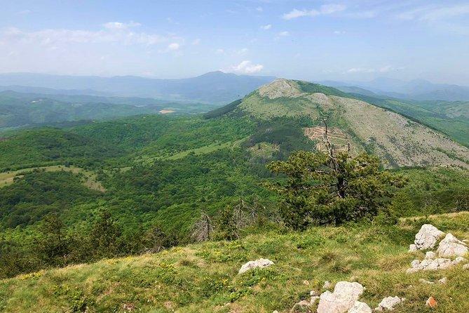 From Sofia: Lyubash mountain trail