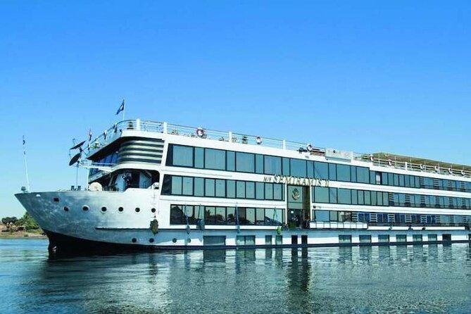 Enjoy 4 Days Nile Cruise From Aswan, Kom Ombo , Edfu and Luxor East & West Banks