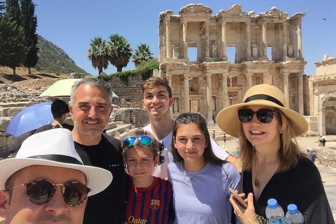 Privat tur: Efesos, House of Virgin Mary og Artemis-templet fra Istanbul