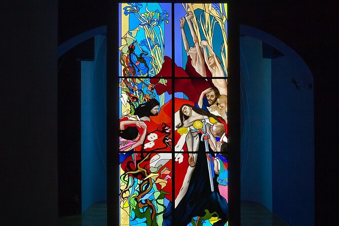 Stained Glass Workshop and Museum Tour with Master Craftsmen