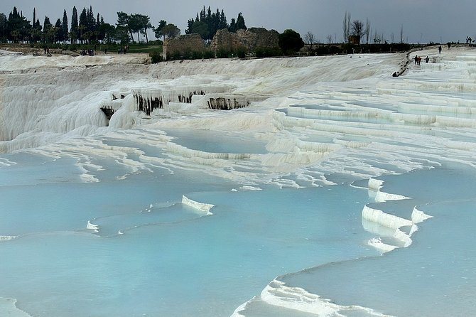 2 - Day Ephesus and Pamukkale Tour from Istanbul