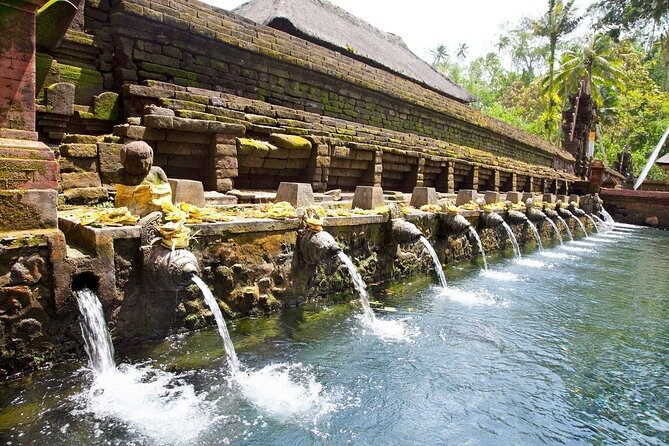 Private Full-Day Bali Tour: Temples and Rice Terraces