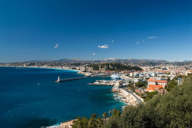 Nice city tour and Old town Half-Day from Cannes and Shore Excursion