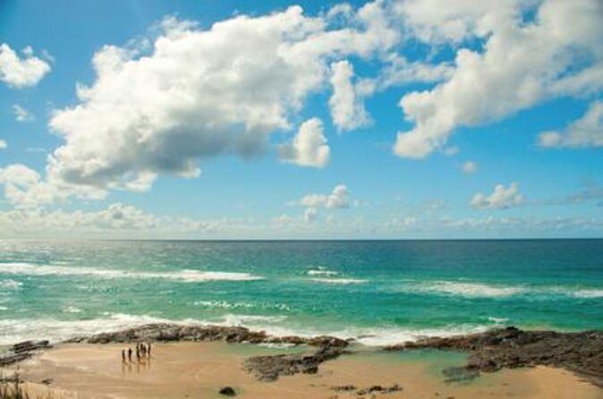 Top Beaches on Fraser Island