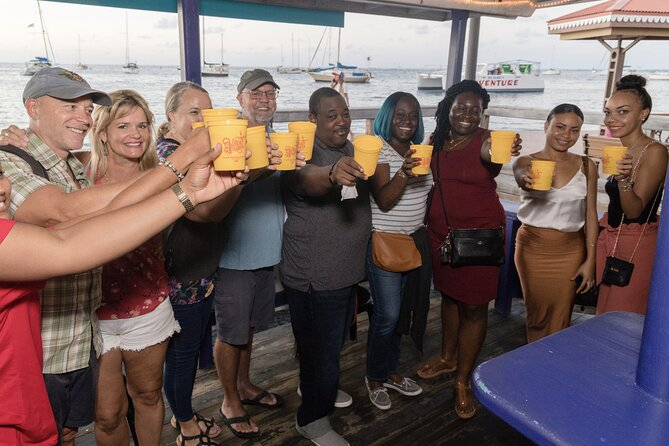 Christiansted Sip & Stroll Cocktail Tour
