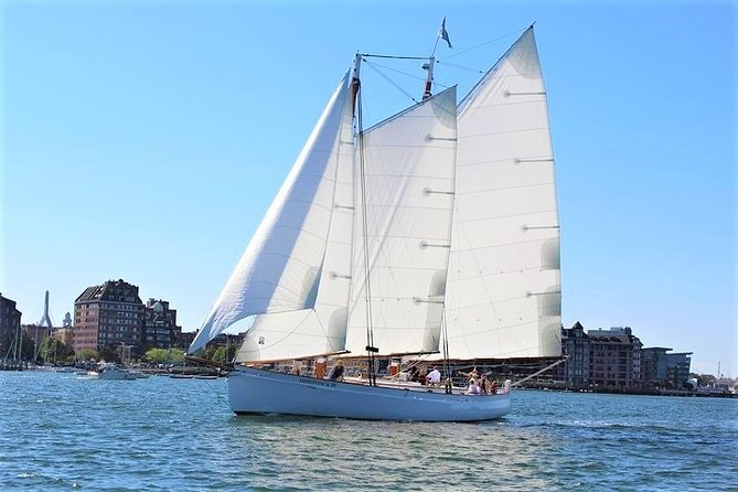 Sightseeing Day Sail around Boston Harbor