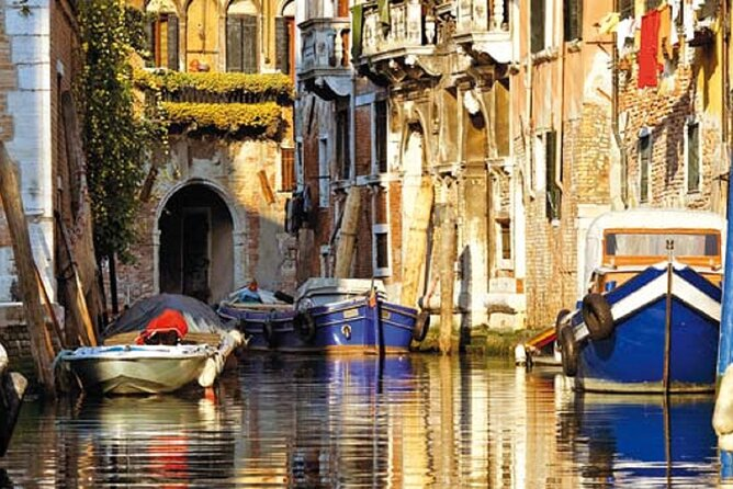 Private tour 2 Full Days by Train Tour in Florence and Venice