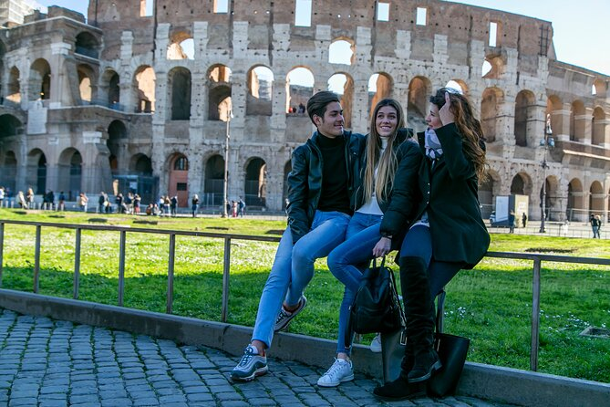 Rome Highlights in 1 Day Colosseum Vatican Sistine Chapel with a Private Driver