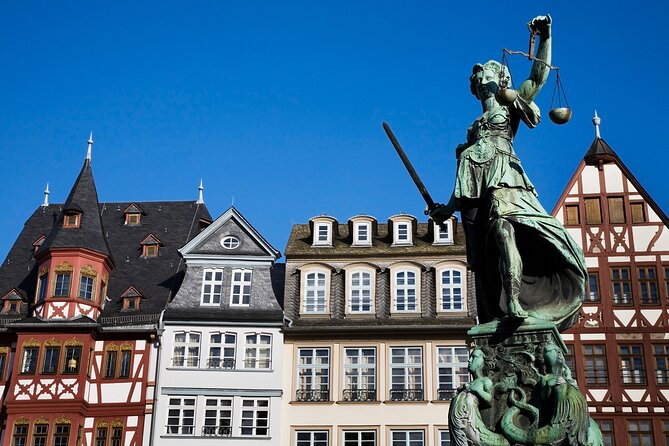 Frankfurt Private Tour: Old Town Wonders Exploration Game